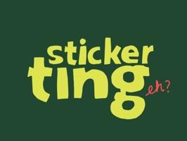 Sticker Ting