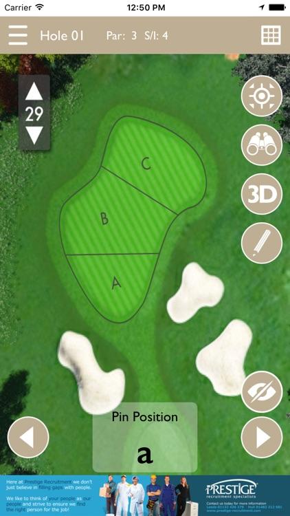 Hessle Golf Club screenshot-3