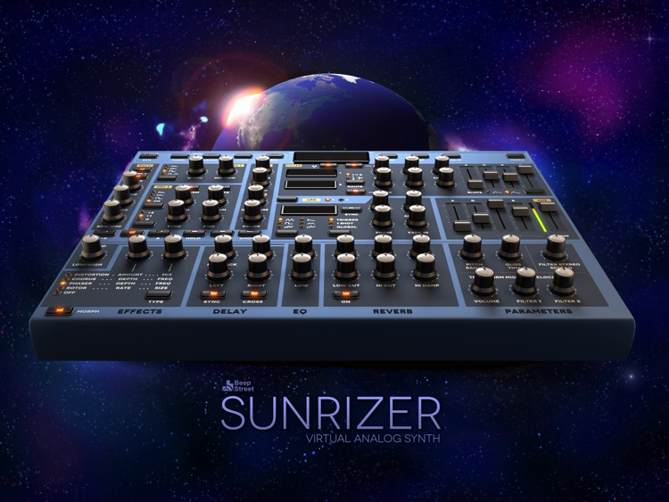 Sunrizer synth