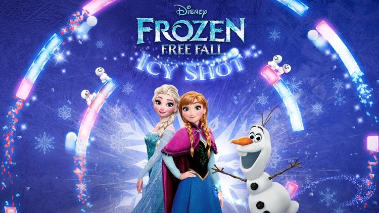 Frozen Free Fall: Icy Shot screenshot-4