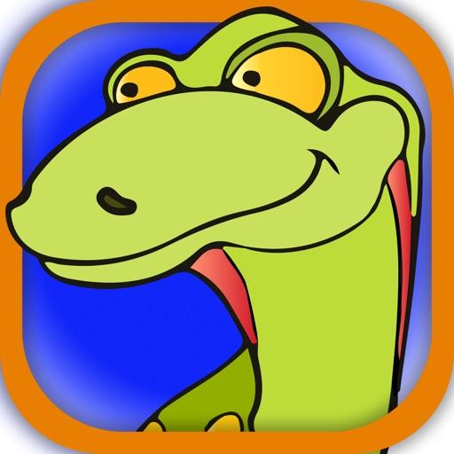 Turutu Crazyfingers Dinosaurs