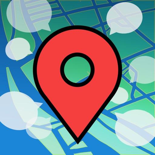 Poke Map Finder for Pokemon Go - Nest Finder Icon
