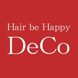 Hair be Happy DeCo 公式アプリ