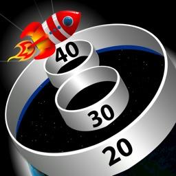 Galaxy Arcade Super Ball Space Madness