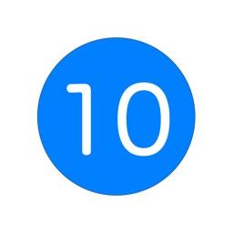Puzzle 10! - 10's