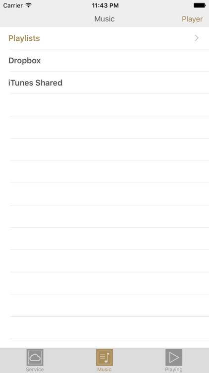 Studio Music Player DX Pro screenshot-3