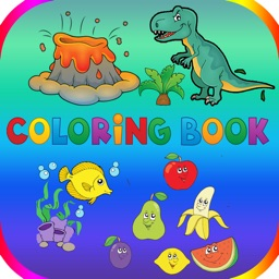 A Book Coloring for Kids
