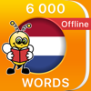 6000 Words - Learn Dutch Language & Vocabulary