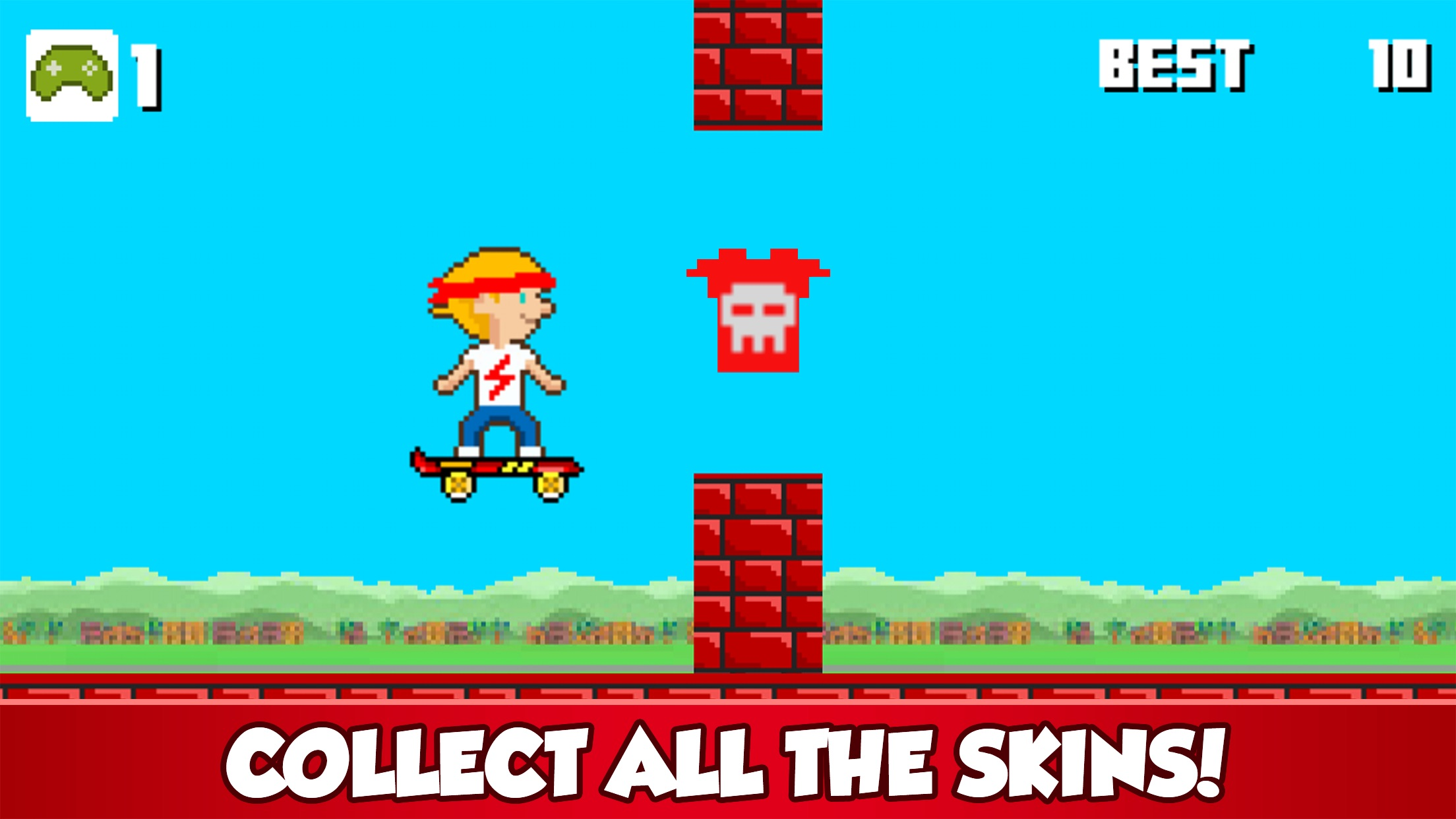 Jumpy Jack Screenshot