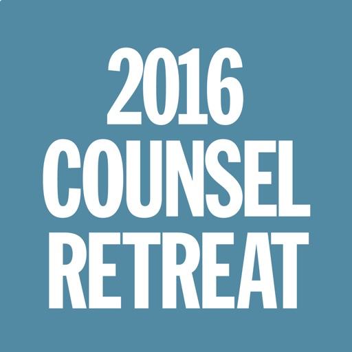 2016 Counsel Retreat
