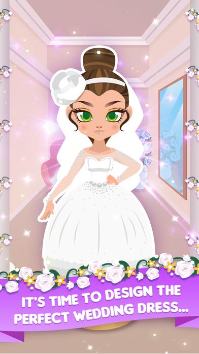 Wedding Dress Designer - Bridal Gown Fashion Game screenshot one
