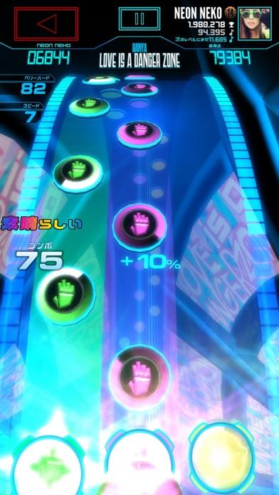 Neon FM™—リズムゲームプレイヤー向けのオンラインアーケード音楽ゲームのおすすめ画像1