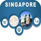Singapore Offline City Maps Navigation icon