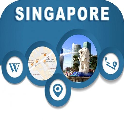 Singapore Offline City Maps Navigation