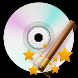 Ícone do app DVD Ripper HD