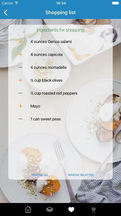 Salad Recipes for You! screenshot-3