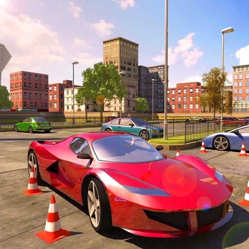 Car Parking - Driving school iOS App