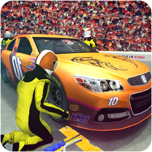 Baixar Simulador mecânico do carro de PitStop – corridas para iOS