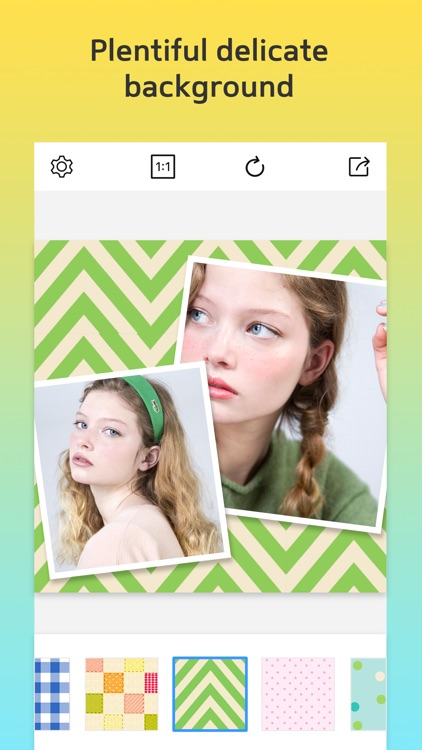 Picture Collage – Add Text to Pics & Photo Editor screenshot-3
