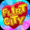 Flirt City. Dress up and date like celebrity!