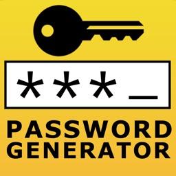 Secure Password Generator and data vault