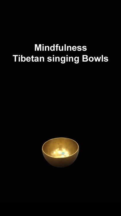 Mindfulness - Tibetan singing Bowls