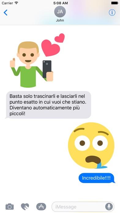 iSpazio Stickers