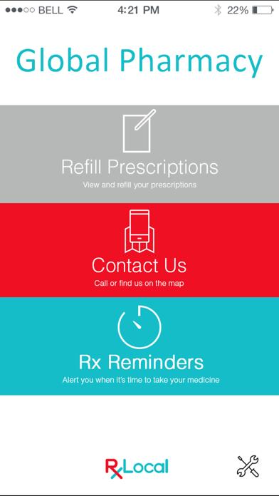Global Pharmacy screenshot three