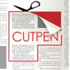 CUTPEN   新聞スクラップ用アプリ
