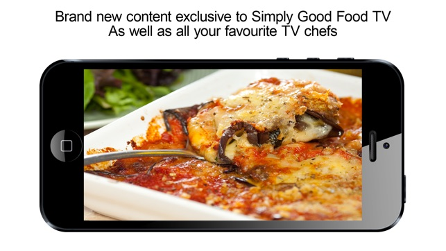 Simply good food tv recipes on the app store forumfinder Choice Image