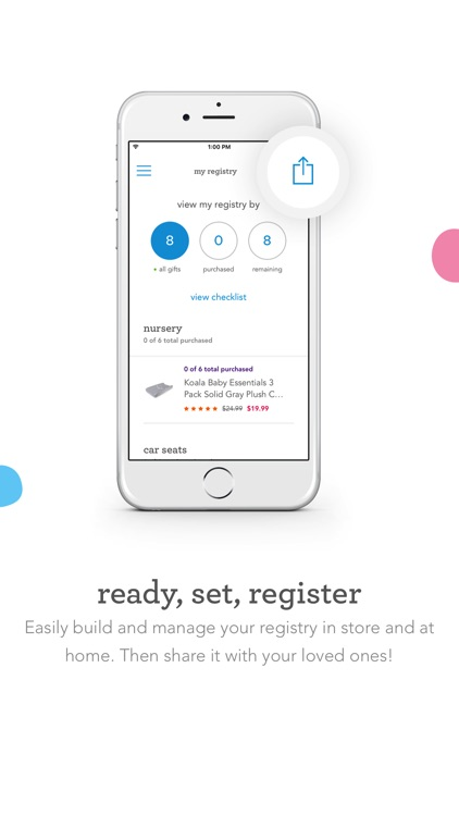 "Babies ""R"" Us Registry screenshot-3"