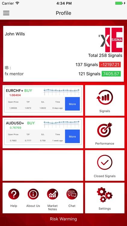 FxIB Signals screenshot-4