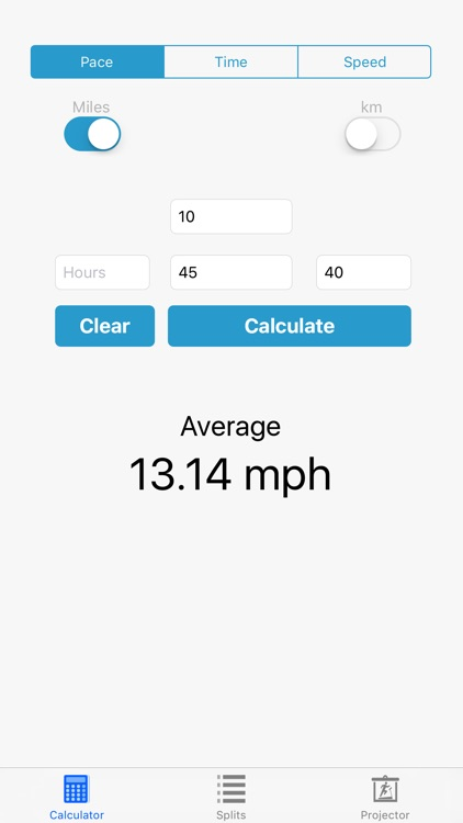 Running Calculator 2 screenshot-3