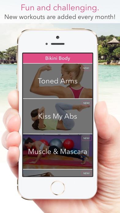 Bikini Body: Workouts for Women!のおすすめ画像5
