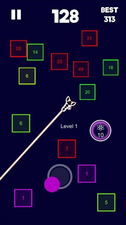 Boomerang Balls Ambush screenshot-1