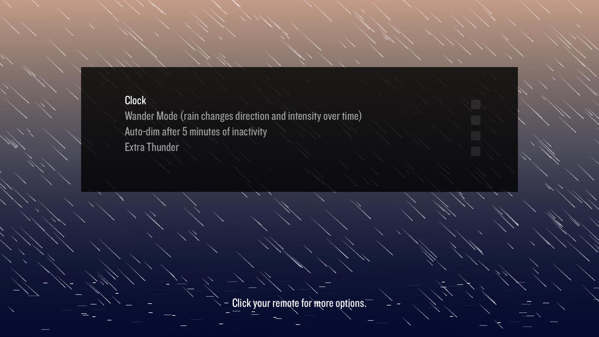 Just Rain+ screenshot 3