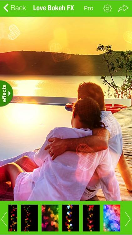 Love Bokeh Photo Effects FX screenshot-3