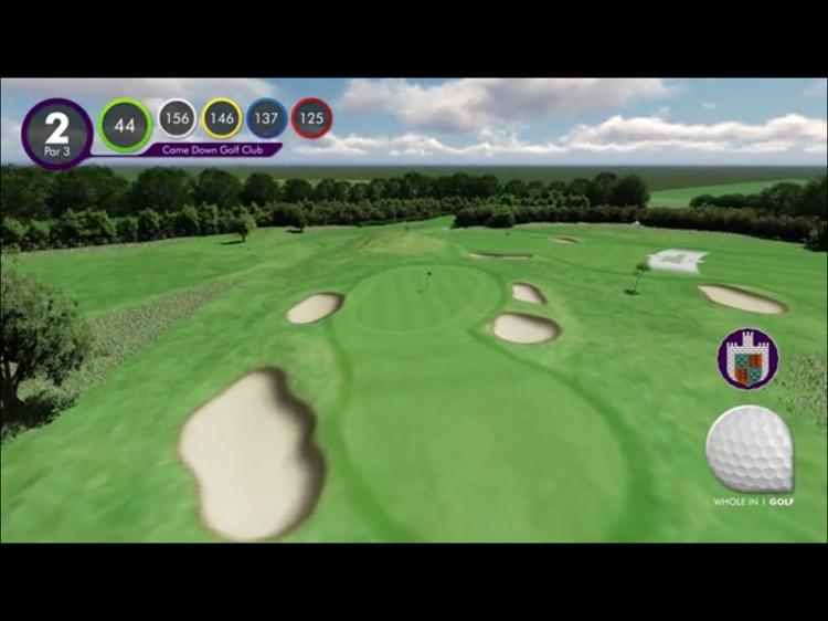 Came Down Golf Club - Buggy screenshot-3