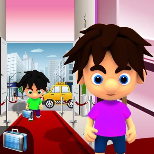 Отель Касса: бронирование игры дети управления