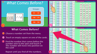 Number Sequencing 101 - 200 screenshot 2