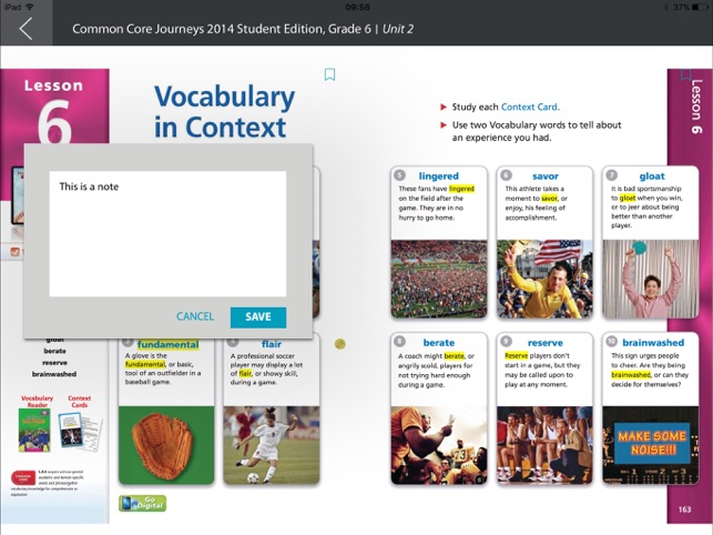Hmh etextbooks on the app store fandeluxe Image collections