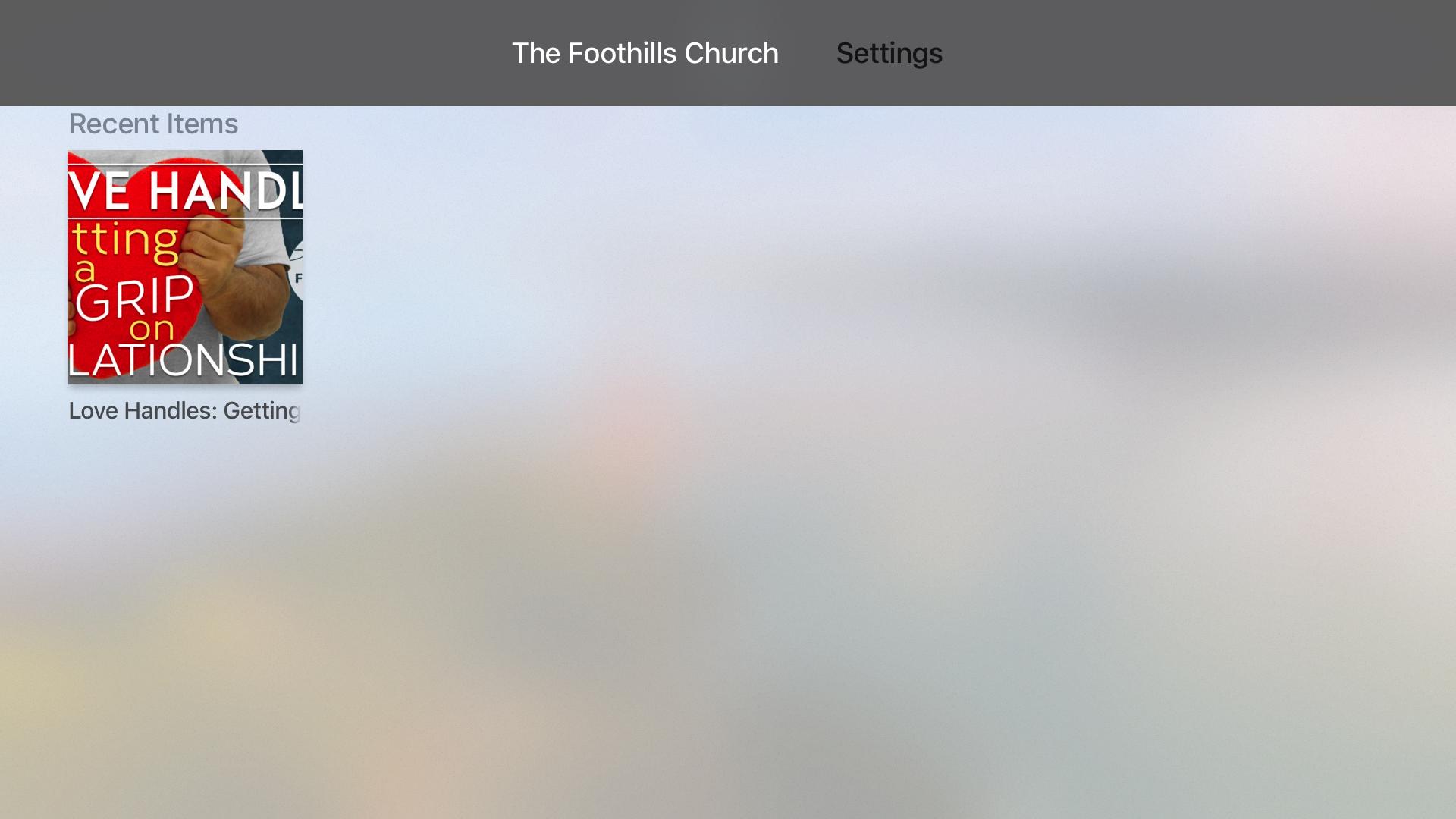The Foothills Church screenshot 7