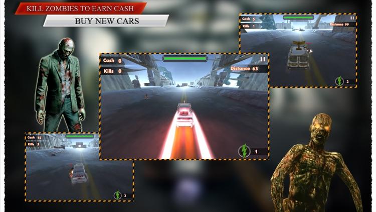 Racing N Kill Zombie screenshot-4