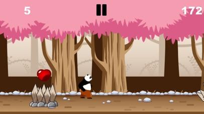 Jungle Little Panda Run screenshot four