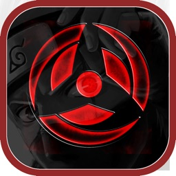 Sharingan Eye Photo Editor: Edition for Naruto