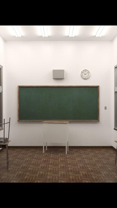 脱出ゲーム CUBIC ROOM2  - 不思議な教室からの脱出 - ScreenShot3
