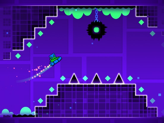 Image of Geometry Dash for iPad
