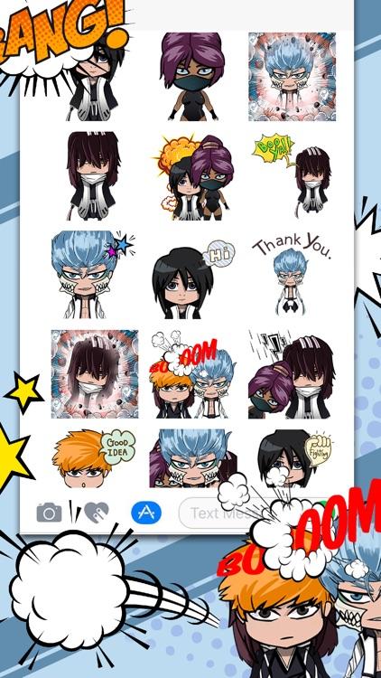 Soul Cartoon Emoji Stickers Keyboard
