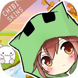Free Chibi Skins for Minecraft Pocket Edition