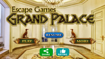 Escape Game Grand Palace screenshot one